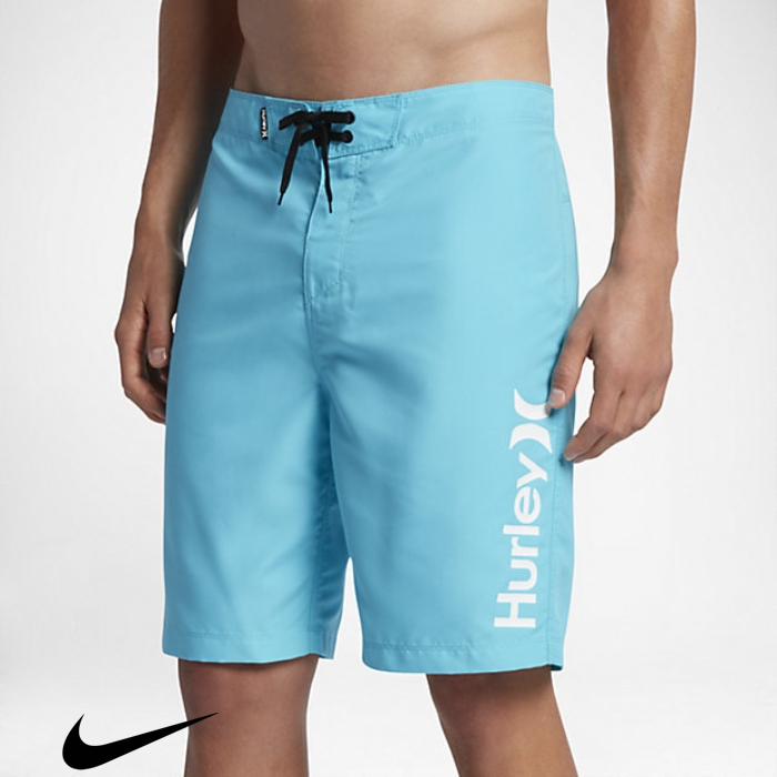 Hurley One And Only 20 Mens Immediate Shorts Chlorine 21 Board Blue BCHJMNQS35