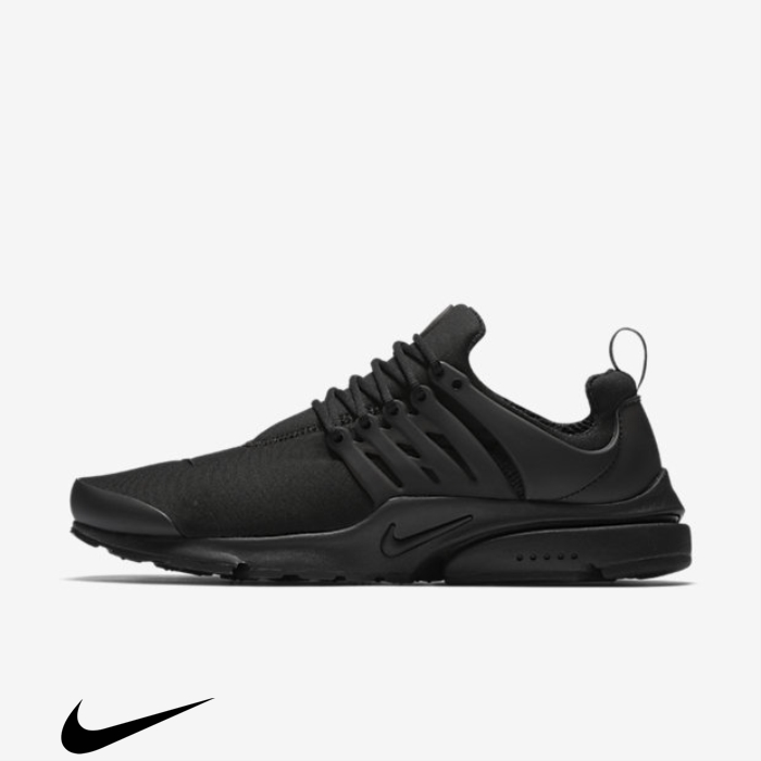 Nike Supplied Presto Essential Shoes Black Air AFHRVXZ057