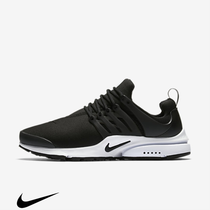 Nike Frenetic Black/White Air Shoes Essential Presto ACHMNQSZ26