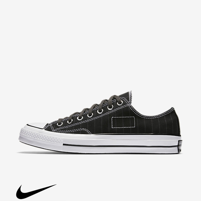 Converse Chuck Taylor All Star \70 Grey Shoes Learn Tuxedo Collection Black/Base ABHMNPUWY9