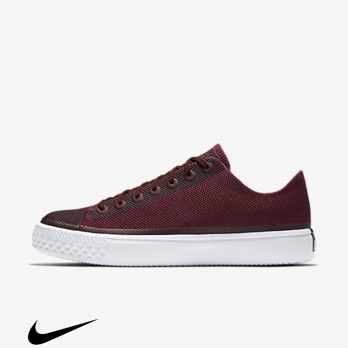 Converse Chuck Taylor All Star Modern Top Colors Shoes Burgundy Low Adopt DFGKNPRT27