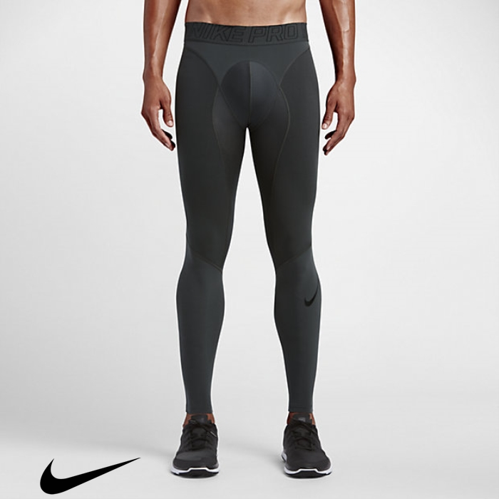 Nike Pro Functionality Tights Hypercompression Mens Training Anthracite/Black DHLMTUY035