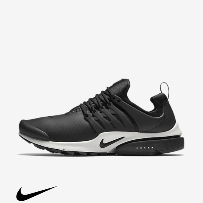 Nike Air Utility Black/Light Actual Presto Shoes Bone CDHJSTY058