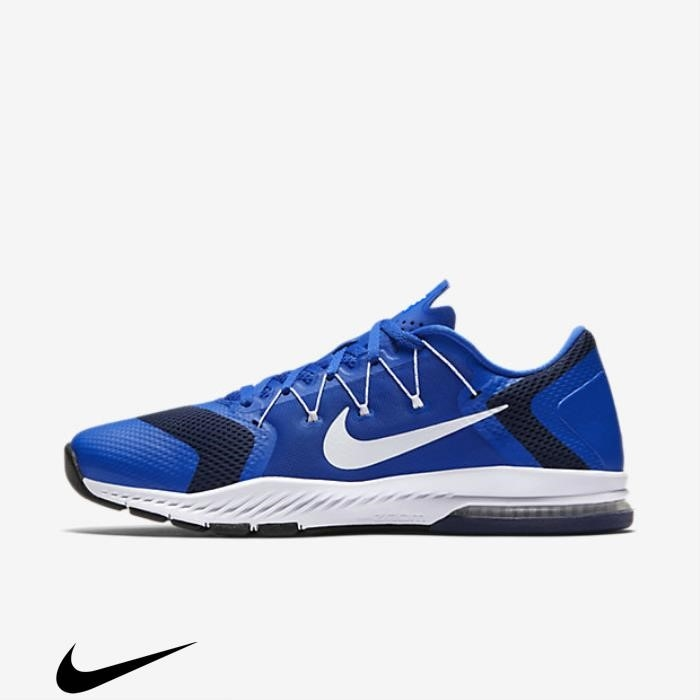 Nike Zoom Experienced Train Complete Blue/Black/White Training Hyper Cobalt/Binary Shoes CGTVZ14789