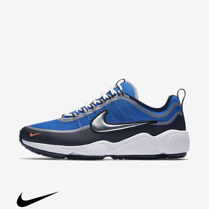 Nike Zoom Spiridon Ultra Bargains Blue/Black/Crimson/Metallic Silver Shoes Regal ABHIKMXZ14