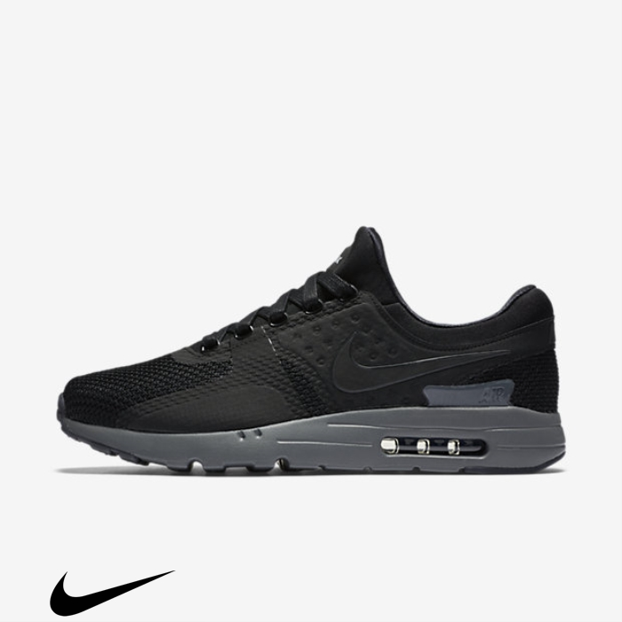 Nike Air Black/Dark Shoes Zero Max Grey Powerful DEFPVX1256