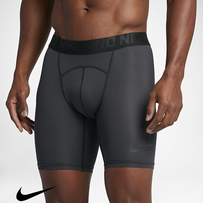 Nike Pro Wholly Mens 6 Shorts Black Dry BGIOPSTVX7