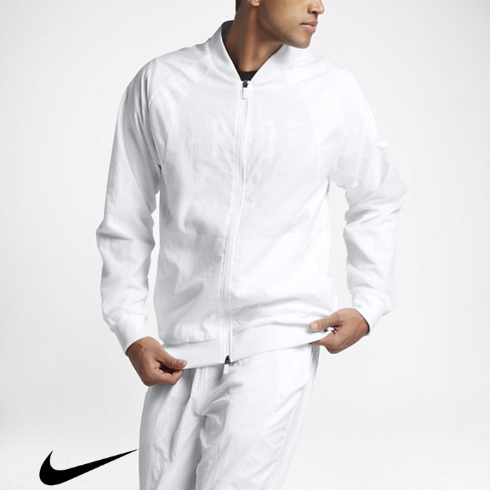 Air Jordan White Wings Mens Internationalization Jackets Woven BDEIPSTUY3