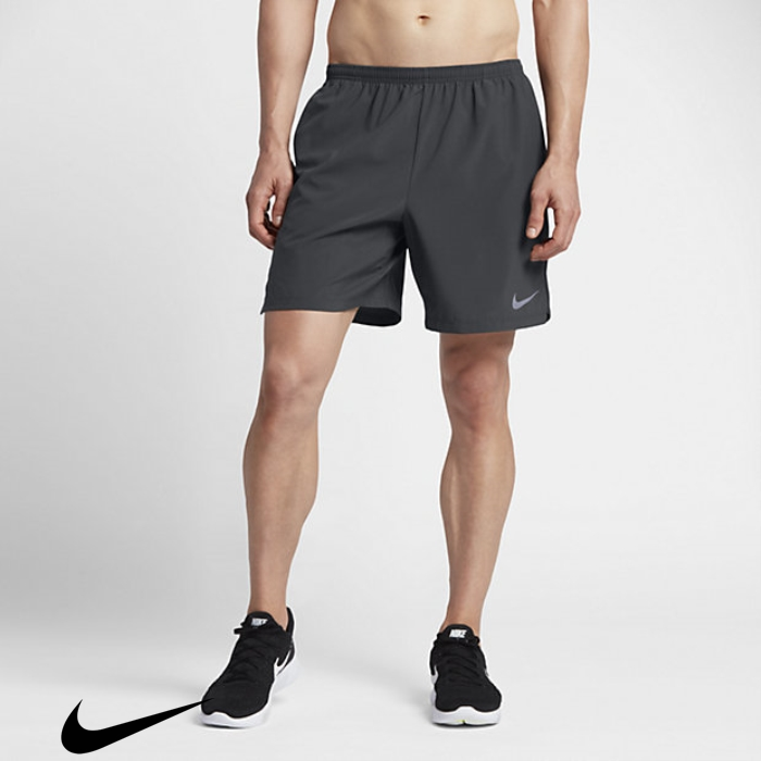 Nike Flex Mens Shorts Anthracite/Black 7 Running Exquisiteness BDGILNRV68