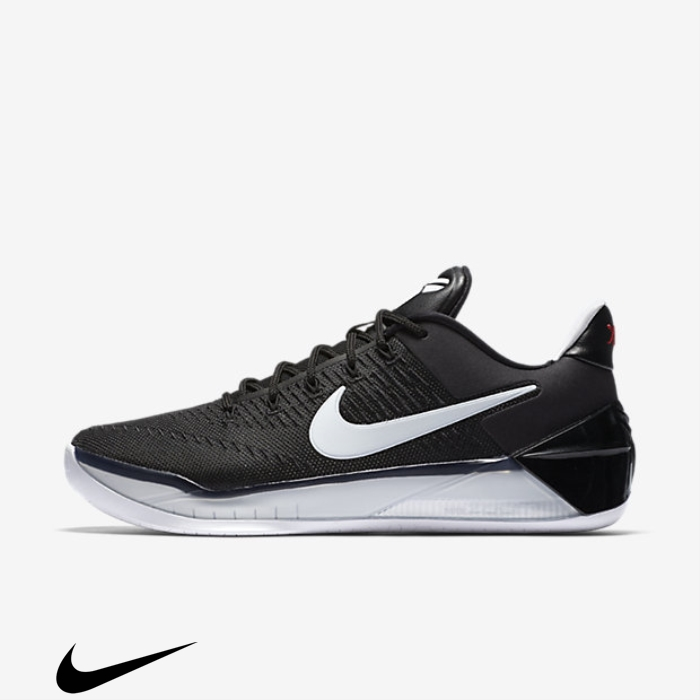 Nike Kobe Shoes Black//White AD Orderly Basketball FGJLMNOR05